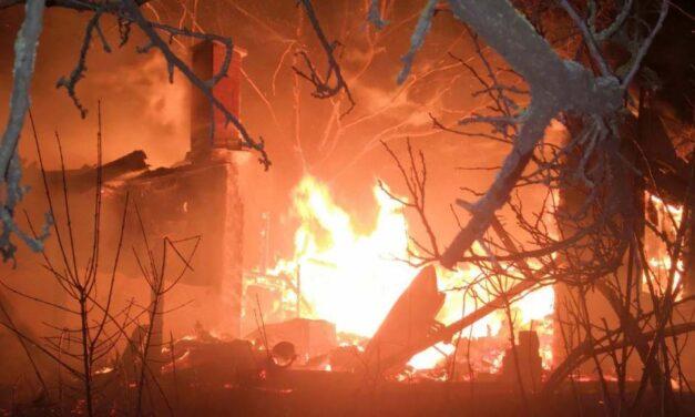 Porig égett egy ház Biatorbágyon, a tulajdonos meghalt a tűzben