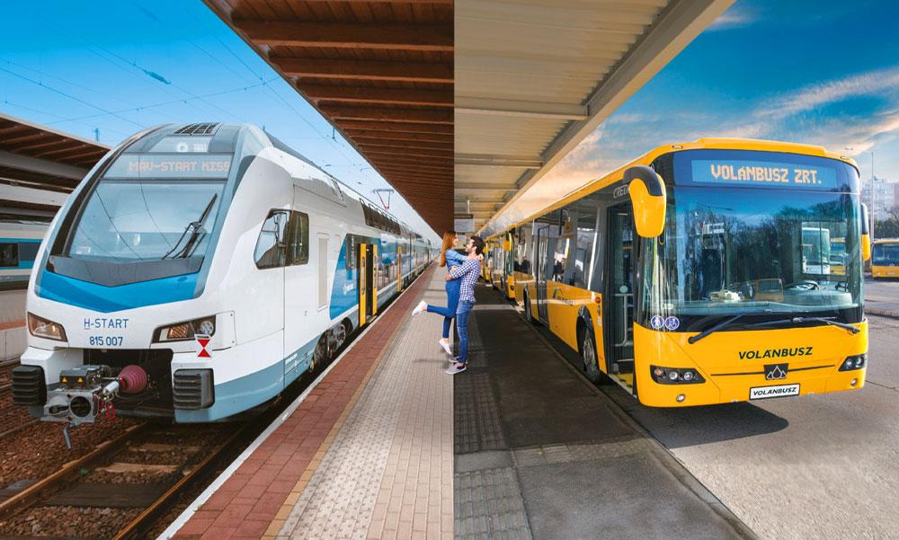 Végre elkezdik összehangolni a vonat és buszközlekedést, közben teljesen átalakul a MÁV Elvirája