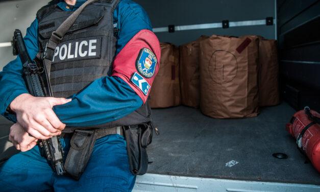 Több mint 17 milliárd forint értékű kábítószert csempésztek – rendőrségi és TEK-es VIDEÓVAL
