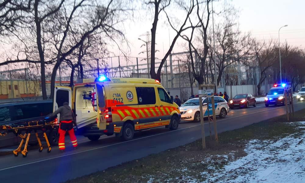 Pest megyében a gyorshajtás, Budapesten pedig a kanyarodás miatt történik a legtöbb baleset