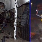 Kidöntötte a fénysorompót a jogsi nélkül, piásan vezető sofőr