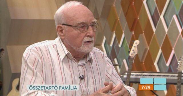 """""""Áldom az orvosokat, ápolókat, megmentettek!"""" – legyőzte a koronavírust a Família Kft 93 éves sztárja, Baranyi László végre magához ölelheti unokáját"""