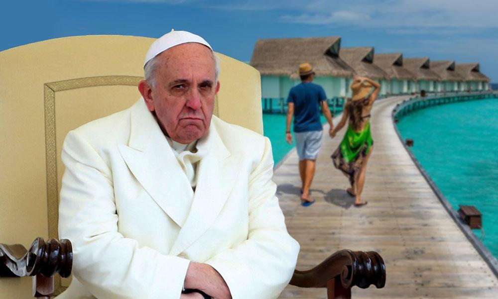 Ferenc pápa elítélte a járvány idején külföldön nyaralókat, Schobert Norbiék és az adótartozók listáján szereplő Berki Krisztián is a trópusokon pihen