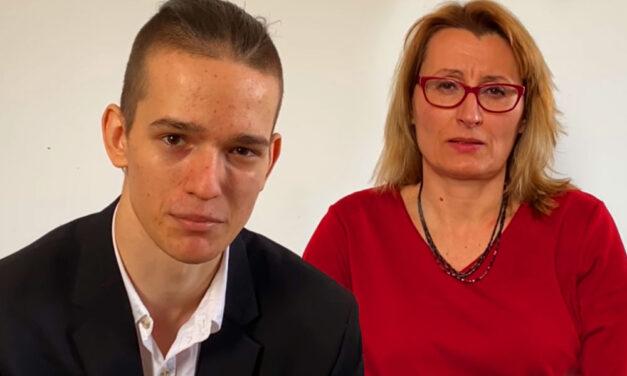 Détár Enikő és Rékasi Károly fiával szerepel egy videóban Budakeszi polgármestere, Győri Ottilia nagyon pörög a Facebookon