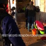 Régóta garázdálkodó tolvajokat fogtak Érden: az egyik elkövetőt a szekrényből húzták ki a rendőrök