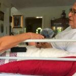 Sas József utolsó éveiben már kis sem mozdult otthonról – agyvérzése után még a széltől is óvta családja