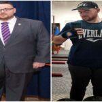 Hatalmas fogyás: Dunakeszi alpolgármestere közel 50 kilót dobott le magáról 8 hónap alatt
