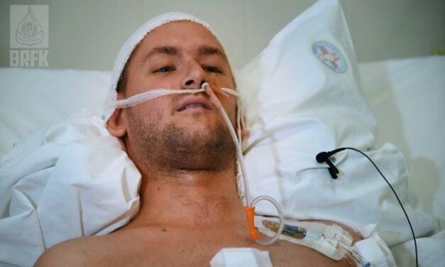 """""""Ne haragudj, de meg fogok halni"""" – felhívta a támadás után édesanyját az Újpesten megkéselt rendőr"""