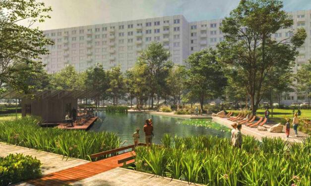 Csodaszép park épül a 13. kerületben, a Vizafogón lesz minden, ami egy modern pihenőövezetbe kell