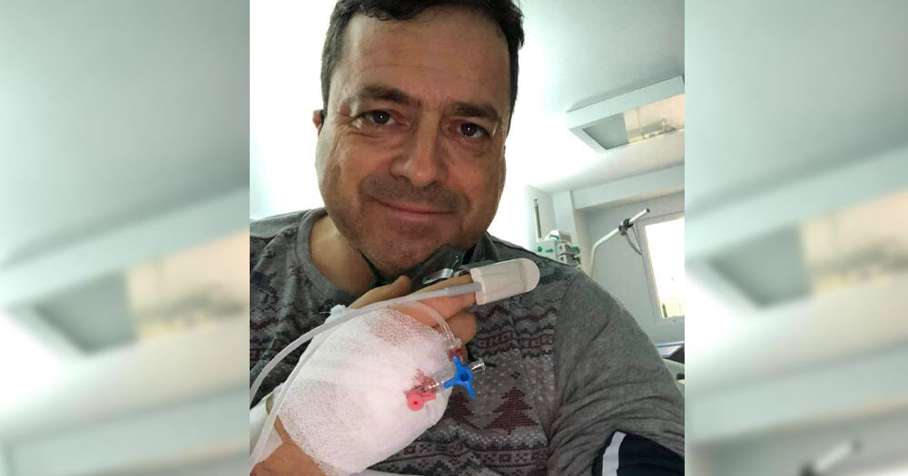 """""""Hello, hello, újra itt vagyok!"""" – életjelet adott magáról Bányai Gábor fideszes képviselő, aki februárban került lélegeztetőgépre, majd műtüdő kezelést kapott"""