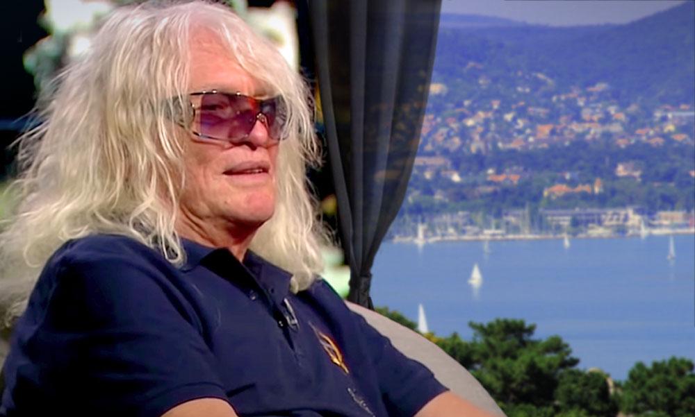 """""""Szórjanak helikopterrről a Balatonba a hamvasztásom után"""" – mondta Kóbor János, az Omega énekese"""