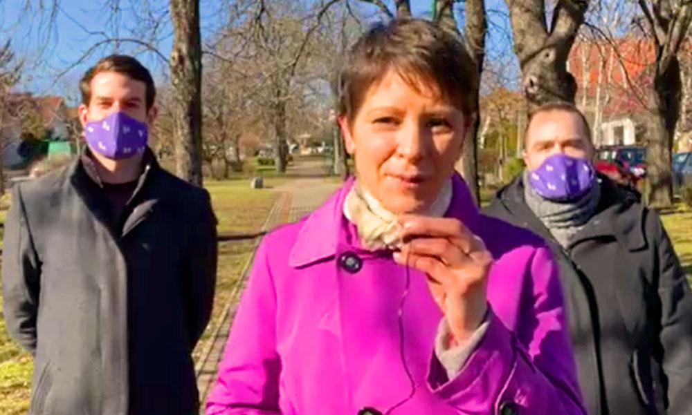 Szél Bernadett bejelentette indulását az országgyűlési választásokon, nagy csata várható a Budaörs-Budakeszi-Solymár-Piliscsaba körzetben