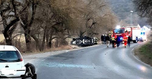 Megint súlyos baleset okozott a 2019-es csömöri tragédia sofőrje – Ezúttal is a jogsi nélkül száguldozott az a férfi, aki korábban halálba küldött egy 41 éves nőt