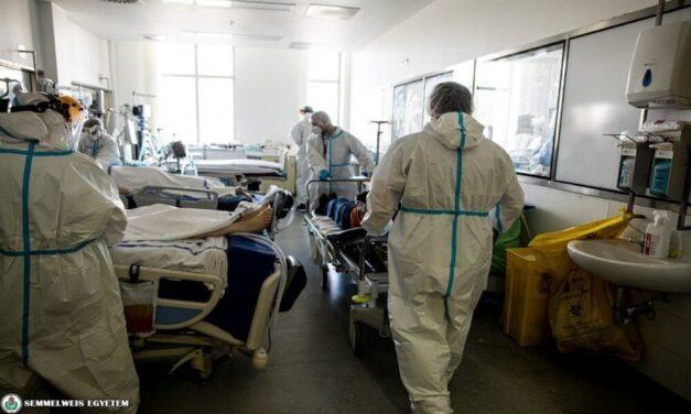 Ebből még baj lesz? Magyarország az egyik legrosszabb járványügyi besorolást kapta
