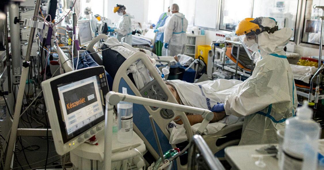 24 ezerhez közelít a járvány áldozatainak száma Magyarországon, az országos kórházvezető szerint a lélegeztetett betegek 80 százalékának életét nem tudják megmenteni