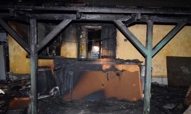 """""""Mondták, hogy gégéje el volt égve, biztos a füsttől"""" – halálra égett a négygyermekes édesanya az érdi lakástűzben"""