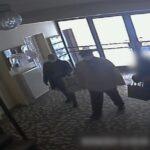 Így vertek át egy idős nőt a kőbányai valutaváltósok – videó