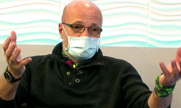 """""""Van, akinek ez tényleg az utolsó mondata"""" – Zacher Gábor elárulta, mit mondanak utoljára a lélegeztetőgépre helyezett betegek"""