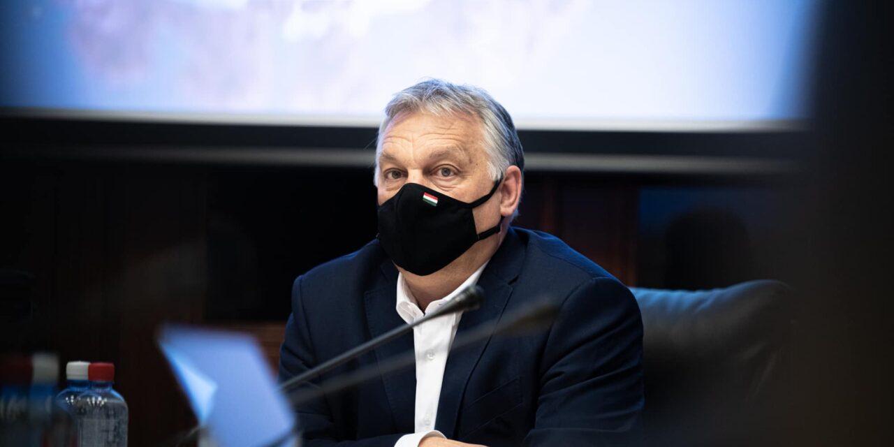 Orbán Viktor: aki Pfizert akar kapni, az még ma kaphat, szombattól jelentősen változik az életünk
