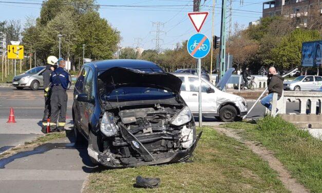 Kis híján a Rákos patakba zuhant egy autós a 13. kerületben
