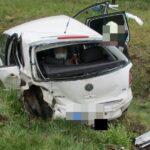 Mentőhelikopter vitte el a sérültet, miután árokba hajtott egy autós az M5-ösön