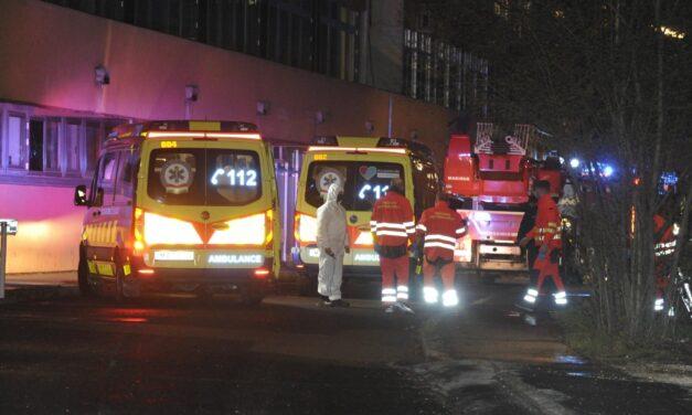 Egy dohányzó beteg okozta a Margit kórház Covid osztályán a tűzet, egy 73 éves beteg meghalt
