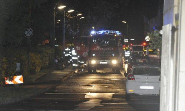 Meghalt egy beteg a hajnali Margit kórházas tűzben, 37 embert menekítettek ki az épületből: a rendőrség nyomozást indított