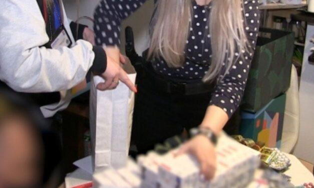 Razzia Újbudán –  300 milliónyi hamis gyógyszert foglaltak le a zsaruk – videó