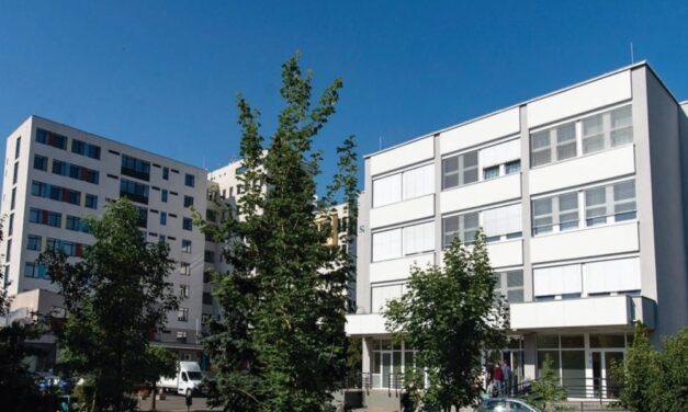 Tűz ütött ki a hatvani kórház covid-osztályán