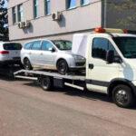 Horrorkaravánt kapcsoltak le a rendőrök az M0-áson, sok pénzbe került a sofőrnek