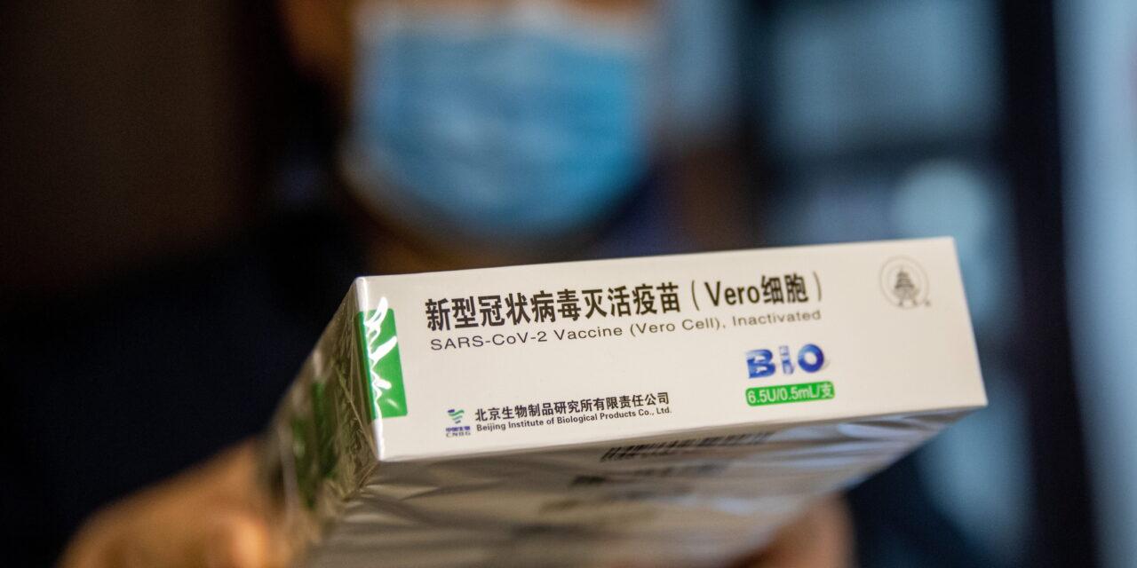 Megkaphatja a WHO engedélyét a kínai Sinopharm vakcina, ezt szűrte le mindebből Magyarország kormánya