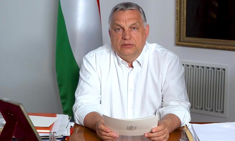 Orbán Viktor bejelentette: indulhat a nyitás, mert a beoltottak száma elérte a 2,5 milliót