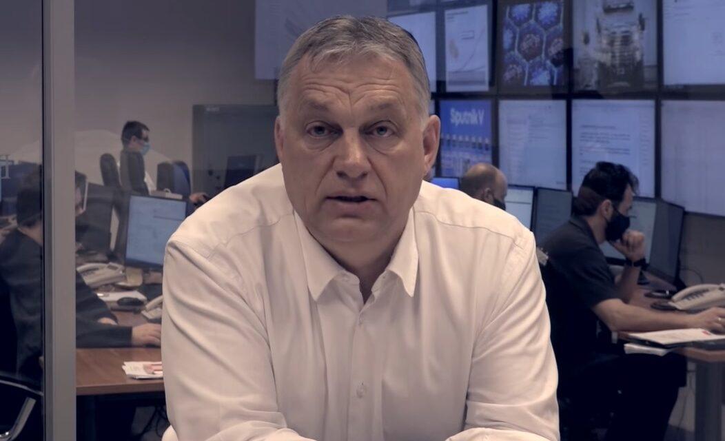 Fontos videót tett közzé Orbán Viktor, erre kér mindenkit!