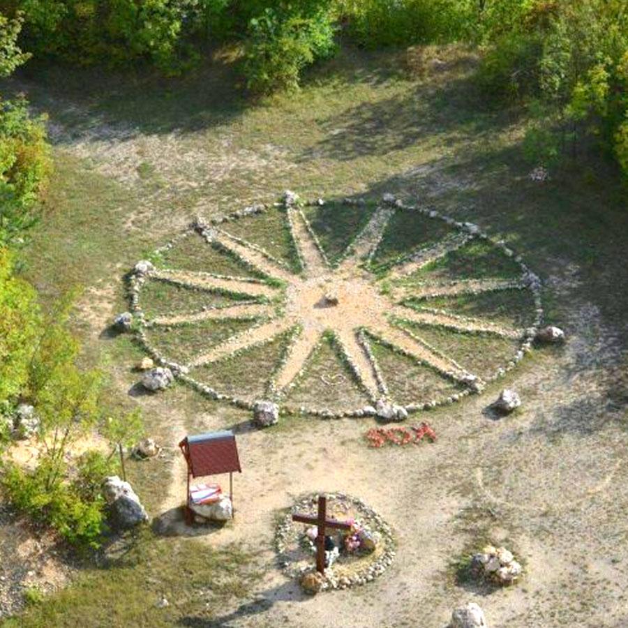 Gyógyító csillag Pilisszántón