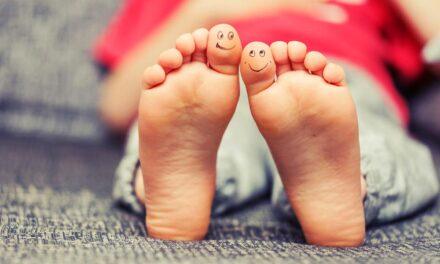 15 érdekes adat a gyereklábakról