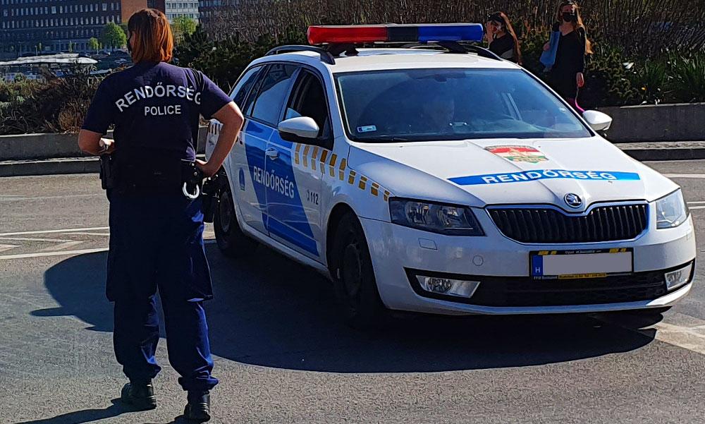 Bordélyházat, egy igazi kéjlakot számoltak fel a rendőrök a 2. kerületben