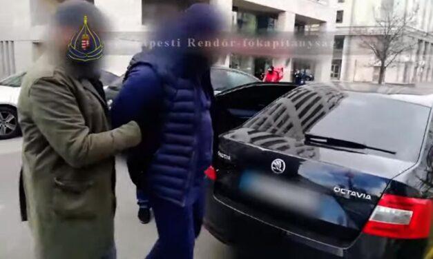 Kegyetlen emberrablás Budapesten, autóba tuszkolták, megkínozták és eltörték kezét-lábát a férfinek, 20 milliót követeltek érte