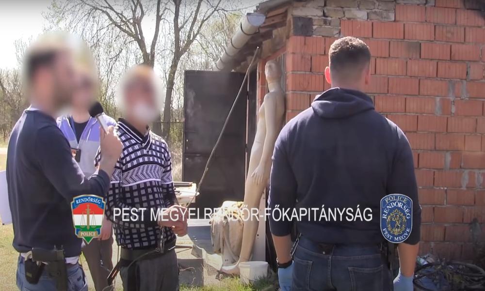 Felgyújtotta az apát és fiát a nagykőrösi férfi: hat gyerek maradt árván a horror után – Videó