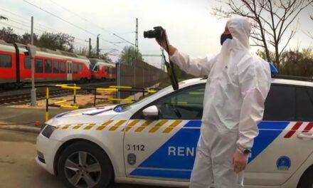 Tehervonat gázolt el egy embert Gödön, borul a MÁV menetrendje és az autós közlekedés is akadozhat a környéken
