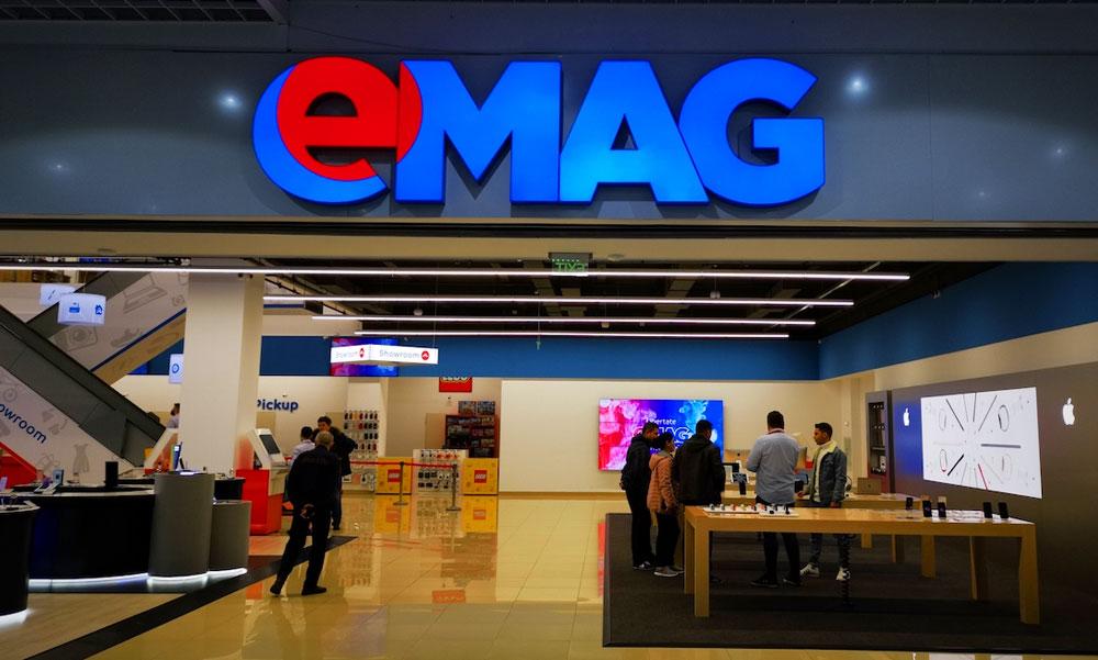 Elkaszálta a hatóság az eMAG internetes áruházat, brutális bírságot kaptak, akik vásároltak náluk most viszont jól járnak