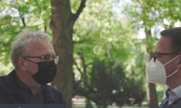"""Fürjes Balázs: """"Pokorni Zoltán felkért, hogy legyek a Fidesz képviselőjelöltje"""""""