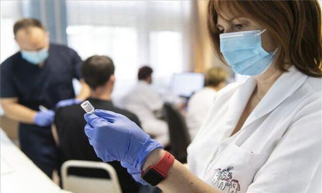 Koronavírus: 416 új fertőzöttet regisztráltak, elhunyt 44 beteg