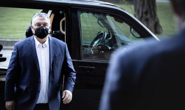 Orbán Viktor: megszűnik a közterületi maszkviselés és a kijárási tilalom