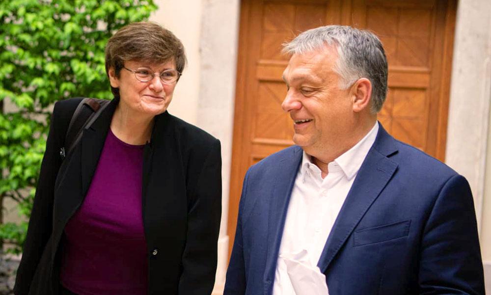 Orbán Viktornál járt Karikó Katalin, a Pfizer-vakcina magyar fejlesztője, miről beszélgettek?