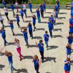 Jó újra együtt lenni a Covid után! Táncol az agglomeráció, Törökbálint és Pomáz is csatlakozott a világtrendhez, a polgármester sem marad ki a Jerusalema-videóból