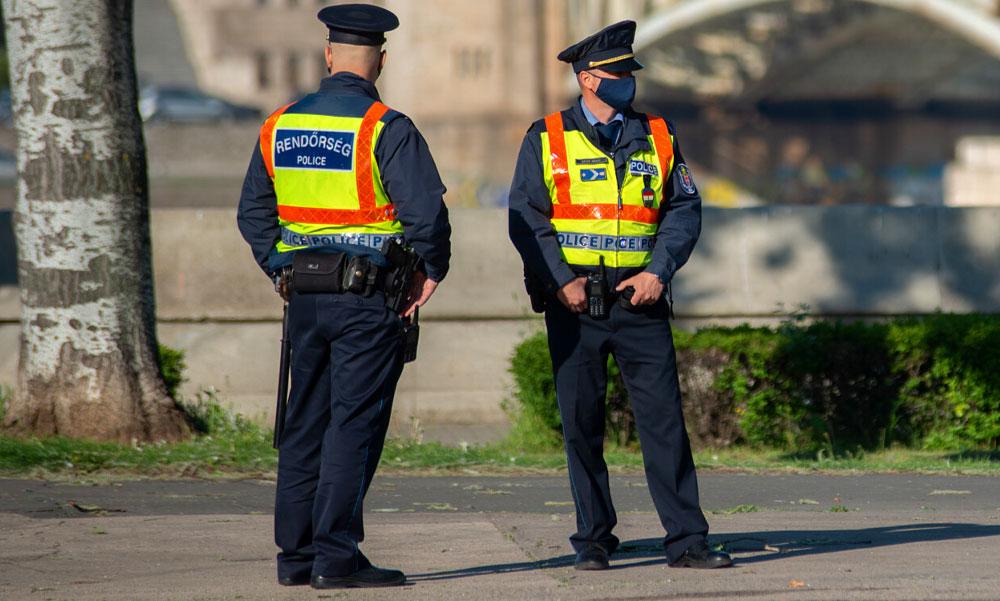 Óriási rendőrségi razzia lesz a napokban, előre szólt a rendőrség hol figyelhetnek téged is