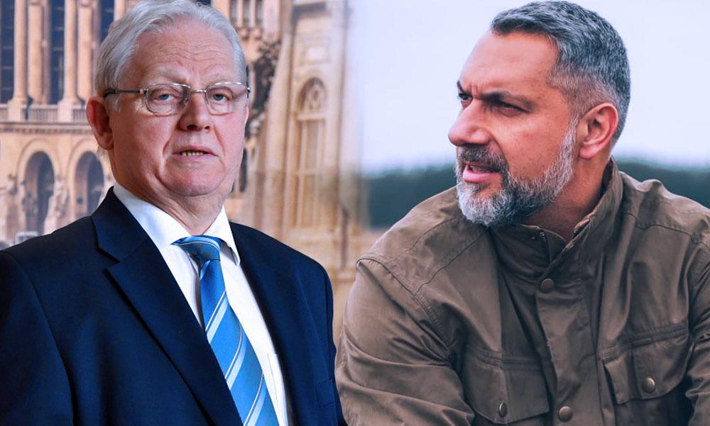 Tarlós már rég nem főpolgármester, Lázár rég nem miniszter, mégis újra egymásnak szóltak be