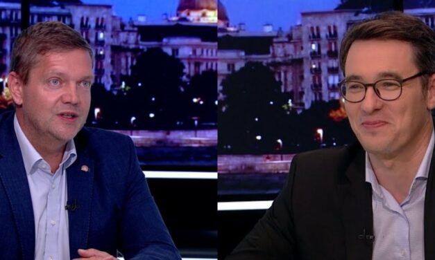 Az MSZP is beállt Karácsony Gergely mögé, Tóth Bertalan elmondta, miért őt támogatják az előválasztáson – videó