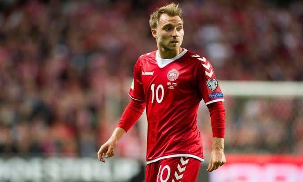Tragédia a foci Eb-n: összeesett Christian Eriksen Dániában, félbeszakították a meccset