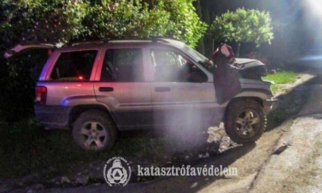 Részeg vadász rendezett ámokfutást a terepjárójával, életveszélyes sérülés lett a vége – fotók
